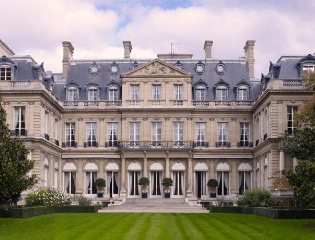 L'ambassade américaine de Paris fait appel à BETEX pour diagnostiquer un mur chez le consul de Marseille.