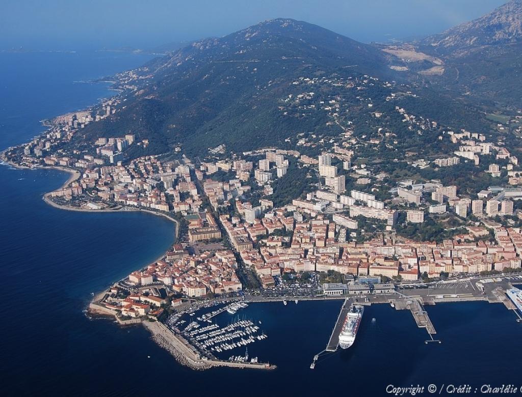 Première opération en Corse pour BETEX : diagnostic d'un amphithéâtre à Ajaccio (2A)