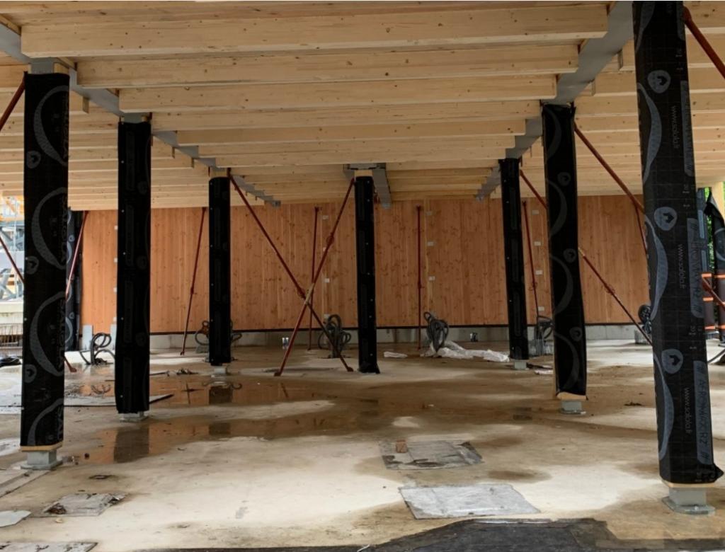 conception structure bois