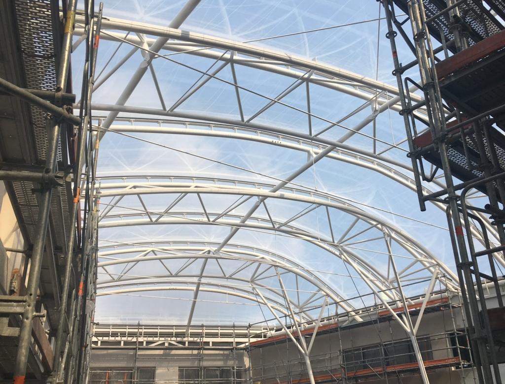 conception structure métallique