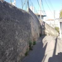 Diagnostic d'un mur du consulat des USA à Marseille (13)