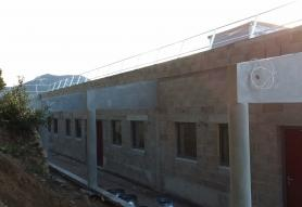 Etude structure - collège St E. de Marillac - Marseille (13)