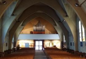 Diagnostic église Ste Lucie Issy-les-Moulineaux (92)