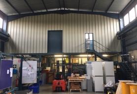 Diagnostic plancher métal à Pont-Saint-Esprit (30) - EDF