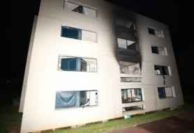 Diagnostic béton après incendie - SUPELEC Rennes (35)