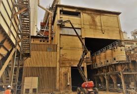 Diagnostic structurel usine LAFARGE à Bouc-Bel-Air (13)