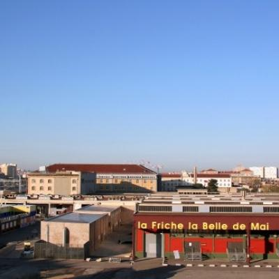 Diagnostic structurel - Friche Belle de Mai à Marseille (13)