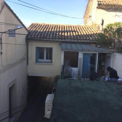 Diagnostic avant démolition au Puy-Ste-Réparade (13)
