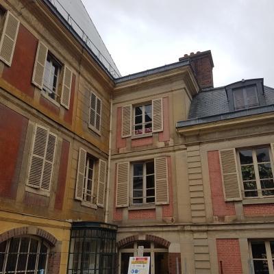 Diagnostic du Pavillon des Eaux du Château de Versailles