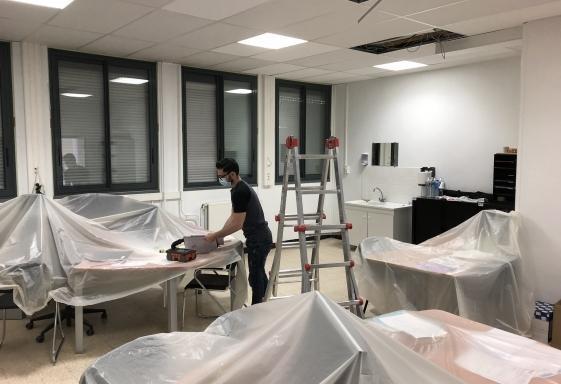 Diagnostics structurels dans un collège et un lycée - Vaucluse (84)