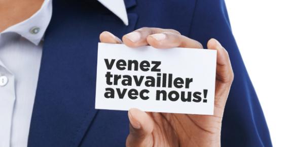 Nous recrutons sur Paris!