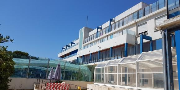 BETEX réalise le diagnostic béton de l'institut Hélio Marin (hôpital)