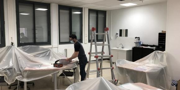 Réalisation de deux diagnostics structurels dans un collège et un lycée dans le Vaucluse (84)